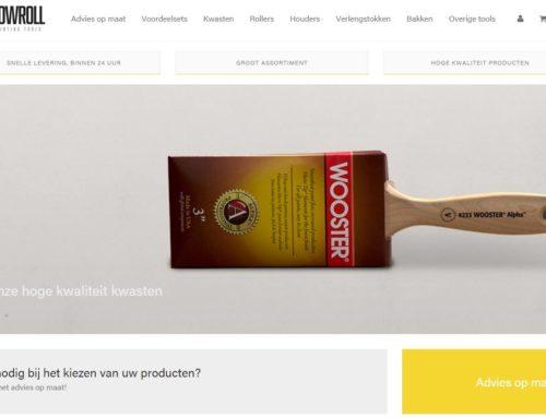 Nieuwe webwinkel!